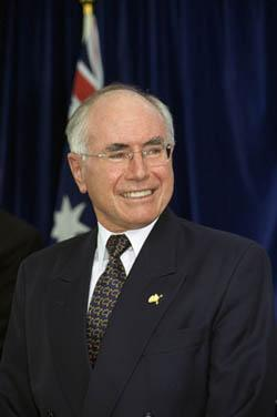 John Howard The Racist Prime Minister of Australia