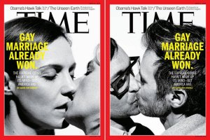 Time Magazine gay marriage cover