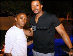 Kerry Rhodes April 2013