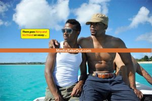 Kerry Rhodes gay rumours II