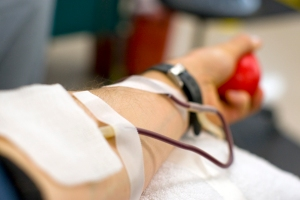 Donate blood