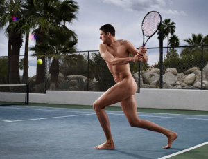 John Isner nude The Body Issue ESPN July 2013