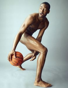 John Wall nude ESPN III July 2013