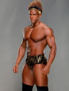 Darren Young gay wrestler